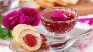 Фото рецепта Варенье из лепестков чайной розы и апельсина