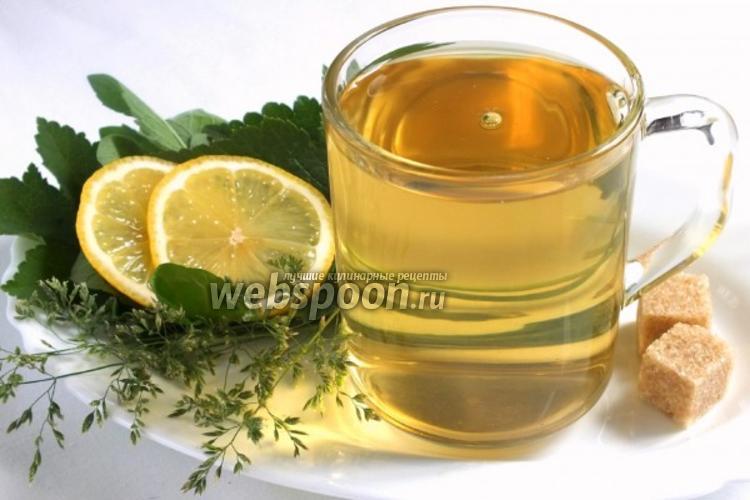 Фото Травяной чай