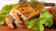 Фото рецепта Куриная грудка в мультиварке
