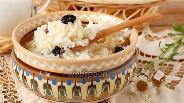 Фото рецепта Рисовая молочная каша в мультиварке