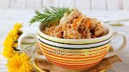 Фото рецепта Куриное филе с гречкой в мультиварке