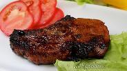 Фото рецепта Свинина на косточке в пряном маринаде