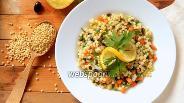 Фото рецепта Салат из птитима