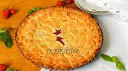 Фото рецепта Клубничный пирог