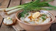 Фото рецепта Ячневая каша в мультиварке