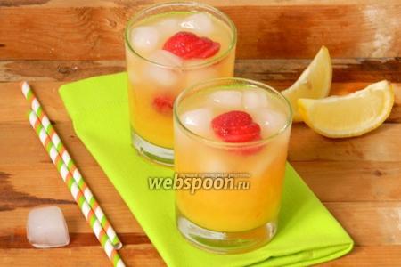 Лимонад из апельсинов Оранжад