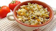 Фото рецепта Каша из маша и риса
