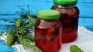 Фото рецепта Варенье из сосновых шишек