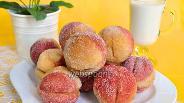 Фото рецепта Пирожное «Персики»