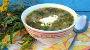 Фото рецепта Суп грибной в мультиварке