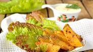 Фото рецепта Картофель в горчичном маринаде в мультиварке