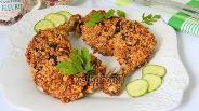Фото рецепта Курица с арахисовой корочкой