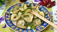 Фото рецепта Огурцы по-китайски