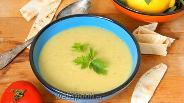 Фото рецепта Турецкий суп из чечевицы