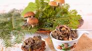 Фото рецепта Икра из опят и подберёзовиков