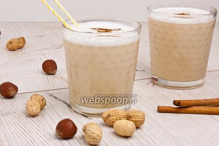 Маковое молоко с корицей