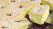 Фото рецепта Сливовый пирог