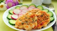 Фото рецепта Венские котлеты из куриного филе