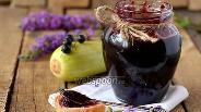Фото рецепта Кабачковый джем со смородиной