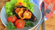 Фото рецепта Баклажаны по-турецки