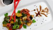 Фото рецепта Овощи маринованные в соусе Тэрияки