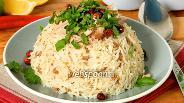 Фото рецепта Курица с рисом по-ливански