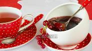 Фото рецепта Груши в пюре из красной смородины