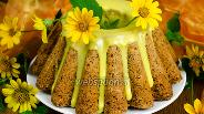 Фото рецепта Маковый кекс на белках