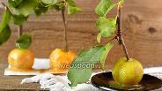 Фото рецепта Яблоки в карамели на палочке