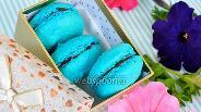 Фото рецепта Миндальные пирожные «Макарон»