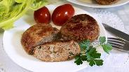 Фото рецепта Котлеты из фарша и картофеля