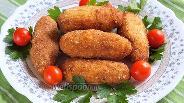 Фото рецепта Картофельные «пальчики»