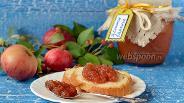 Фото рецепта Варенье из яблок в мультиварке