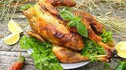 Фото рецепта Курица на сене