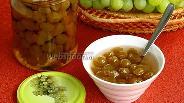 Фото рецепта Варенье из винограда на зиму