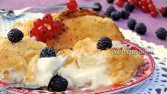 Фото рецепта Горячее мороженое