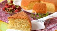 Фото рецепта «Райский» бисквит в мультиварке