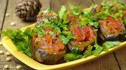 Фото рецепта Баклажаны по-ливански в мультиварке
