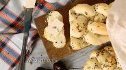 Фото рецепта Французский батон с семечками