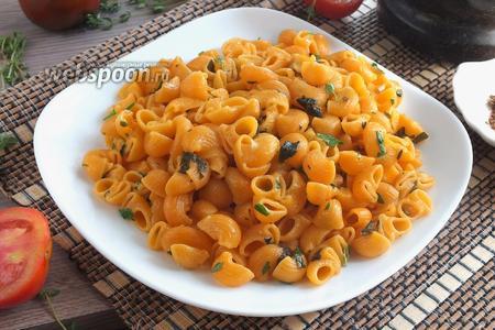 Ароматные макароны