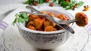 Фото рецепта Тефтели в томатном соусе