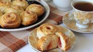 Фото рецепта Пирог с конфетами