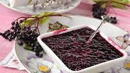 Фото рецепта Варенье из чёрной бузины