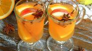 Фото рецепта Яблочный сидр безалкогольный
