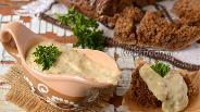 Фото рецепта Грибной сливочный соус