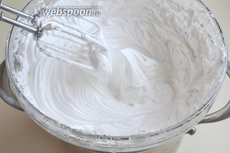 Слоёные трубочки с белковым кремом