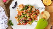 Фото рецепта Салат «Фаттуш»