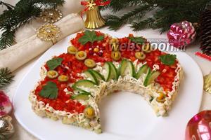 Салат «Русская красавица»