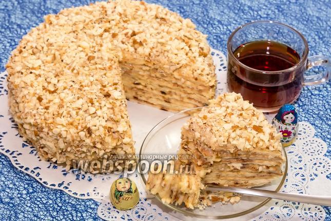 Фото Творожный торт