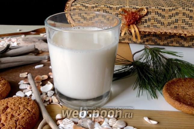 Фото Кедровое молоко